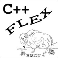 Funny Drawing with 'C++' 'FLEX' and a Bison